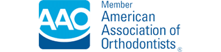 AAO Logo at Cedarbaum Orthodontics in Flemington NJ