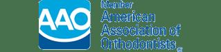 AAO Logo at Cedarbaum Orthodontics in Flemington NJ