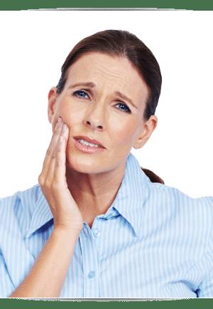 Adult Woman with TMJ at Cedarbaum Orthodontics in Flemington NJ